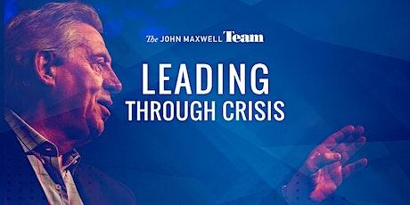 Leading through Crisis – Mastermind tickets