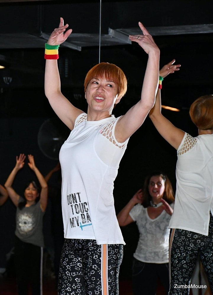 Zumba with Law May image