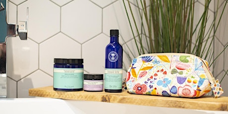 Relaxing hand and foot spa using Neal's Yard products tickets