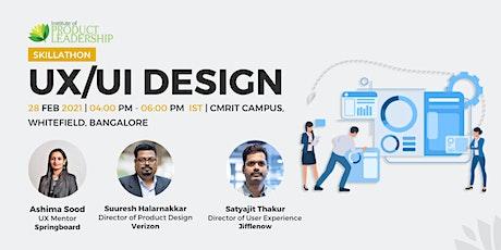 UX/UI Design tickets