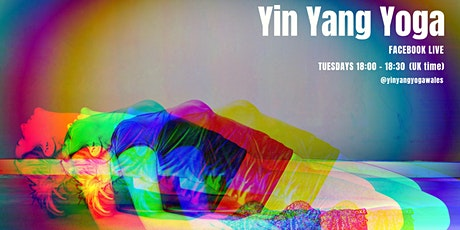 Balancing Yin Yang Yoga | Free 40 minute class | Facebook tickets