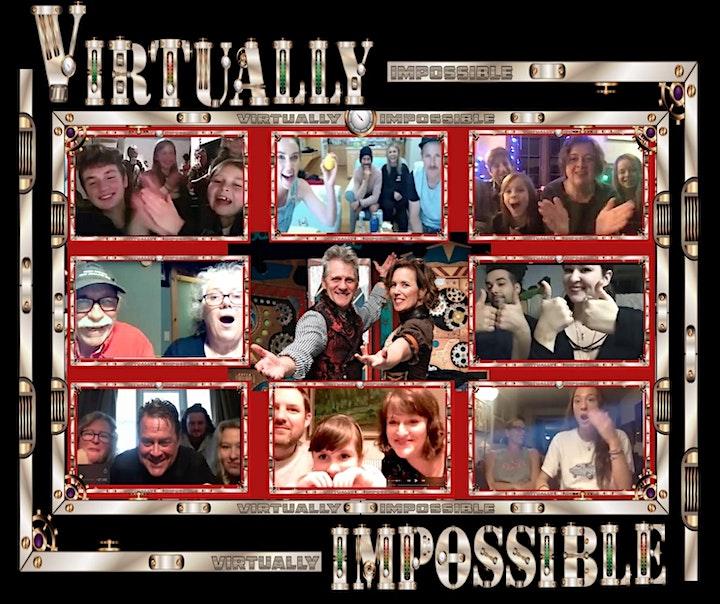 MAJINX's  VIRTUALLY IMPOSSIBLE SHOW image