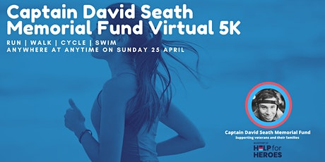 Captain David Seath Memorial Fund Virtual 5K tickets
