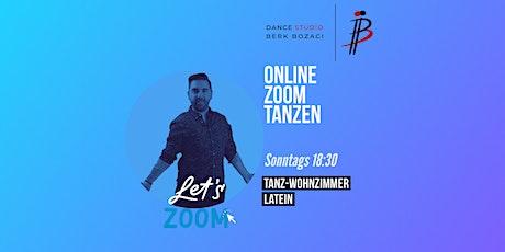 Tanz-Wohnzimmer Latein Tickets