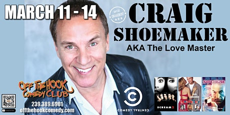 Comedian Craig Shoemaker  live  in Naples, FL tickets