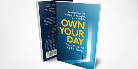 Own Your Day book launch tickets