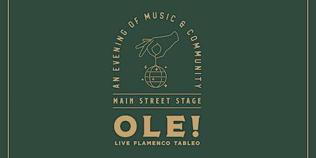 Ole! Live Flamenco Tablao tickets
