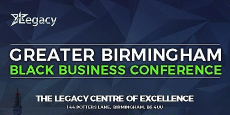 Greater Birmingham Black Business Conference tickets
