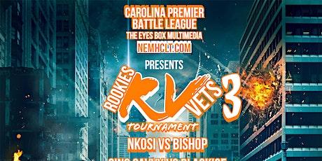 RV3 TOURNAMENT tickets