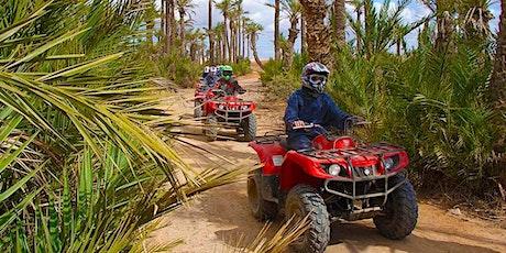 Marrakech Quad Biking ATV Tour - 100 % Live Tour tickets
