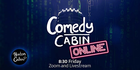 Comedy Cabin Online tickets