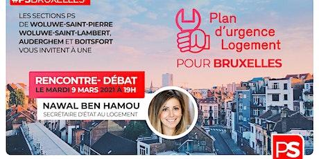 Plan d'Urgence Logement pour Bruxelles [avec Nawal Ben Hamou] billets