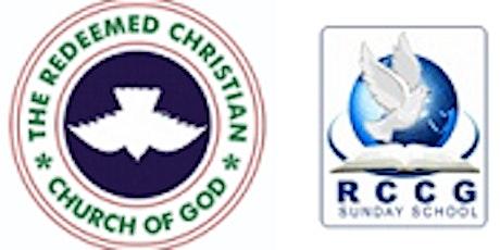 RCCG Sunday School Regional Conference 2021 - ABERDEEN tickets