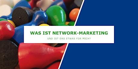 Was ist Network-Marketing - und ist das was für mich? tickets
