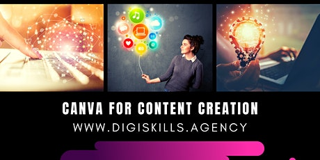 Canva for Content Creation tickets