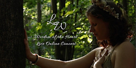 Lucy Wylde - Wisdom of the Heart (Live Online Concert) tickets