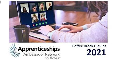 SWAAN Coffee Break - L3 Funeral Director & L2 Team Member Apprenticeships tickets