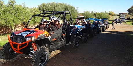 Marrakech Buggy Drive in the Palm Groves- 100 % Live Tour tickets