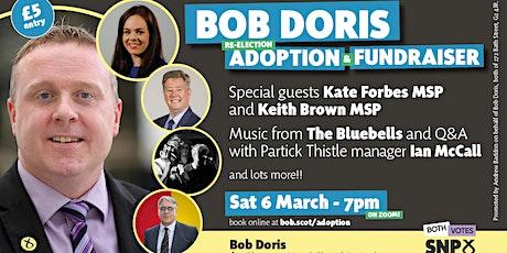Bob Doris for Glasgow Maryhill & Springburn: Adoption Night tickets