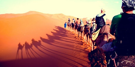100 % Live Virtual Online Tour of Sahara Desert in Morocco tickets