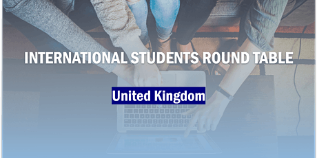 International Students Round Table tickets