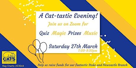 A Cat-tastic Evening! tickets