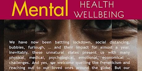 Mental Health & Wellbeing by Sista Olivia Haltman tickets