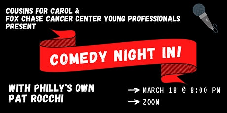 CFC x FCCCYPC Comedy Night with Pat Rocchi tickets