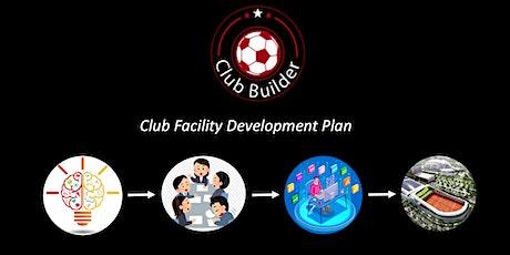 Club Builder 2035  | Facility Development Plan tickets