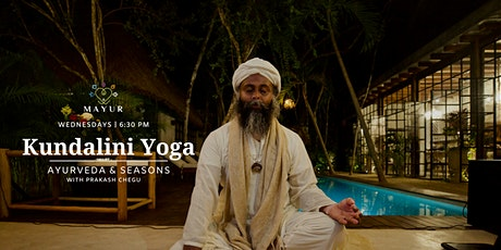 Kundalini Yoga & Ayurveda Talks - Wednesday's 6:30 PM tickets
