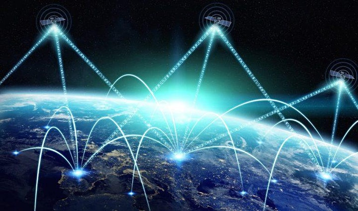 Satellite Ground Systems of the  Future - Technology Trends and Innovation image