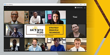 Growth Plug Strategy Session tickets