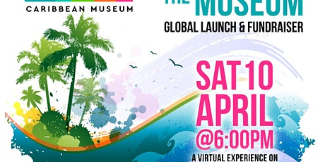 MAGIC at the MUSEUM: ISLAND SPACE  MUSEUM GLOBAL LAUNCH &FUNDRAISER tickets