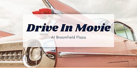 Drive in Movie- Onward tickets
