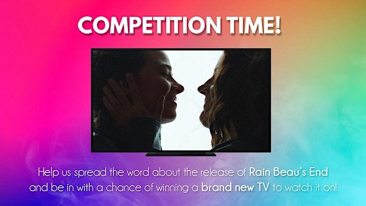 RAIN BEAU'S END Live Q&A with Cast & Creators image