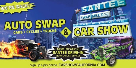 AUTO - SWAP  & Car Show ! tickets
