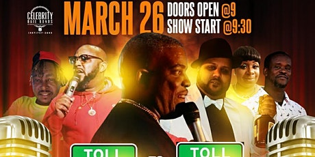 408 to 528 URBAN COMEDY SHOW tickets