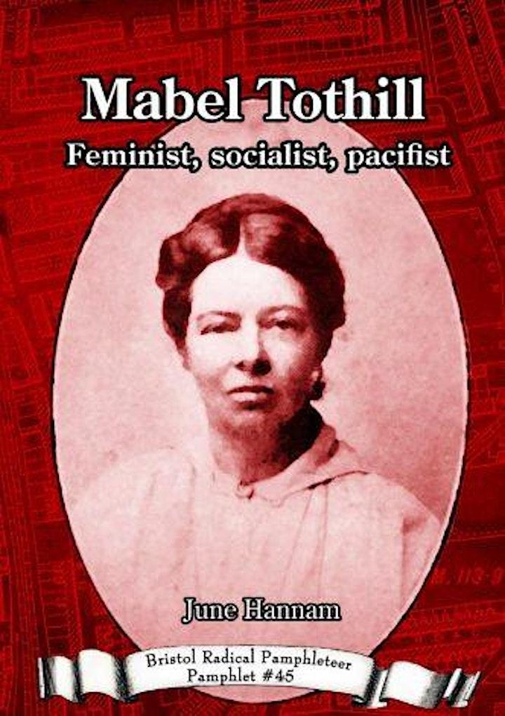 Mabel Tothill: Bristol Socialist, Feminist & Pacifist image