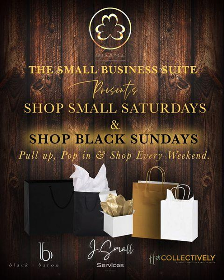 Shop Small Businesses @333.Lounge image