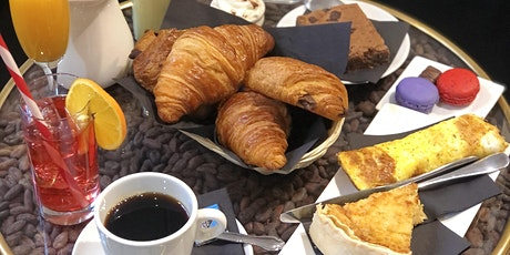 COZY BRUNCH IN A FRENCH CHOCOLATE STORE by Virginia tickets