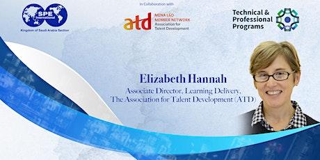 Upskill for Digital Learning Transformation with Elizabeth Hannah, ATD tickets