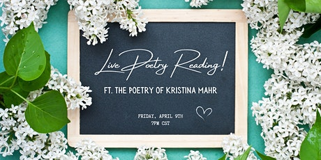 Live Poetry Reading! tickets