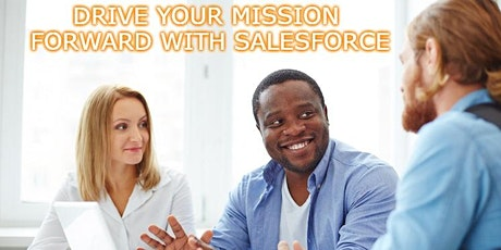 How to use Salesforce for Nonprofits to Drive your Mission Forward tickets