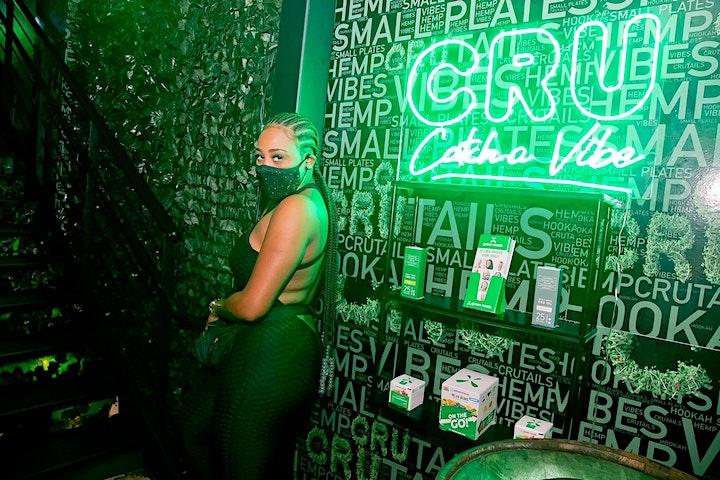 Exhale Sundays | International Party @ CRU Midtown image