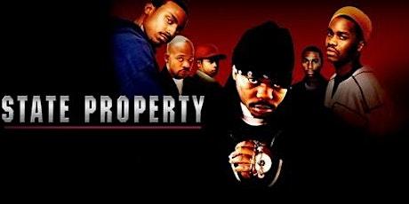 Medium Popcorn Zoom Movie Night + Podcast: State Property tickets