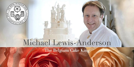 Cake decoration with Michael Lewis-Anderson tickets