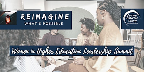 Women in Higher Education Leadership Summit- 2021 tickets