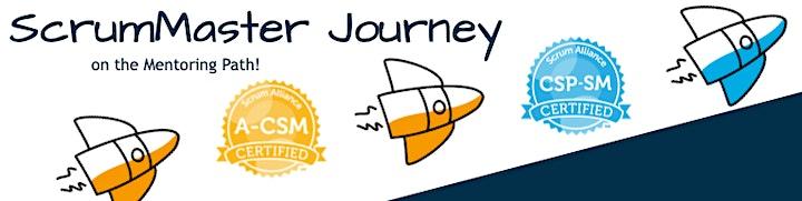 Kennenlern-SESSION für die ScrumMaster- und ProductOwner-Journey (deutsch) image