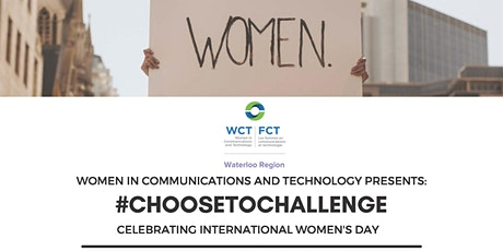 Choose to Challenge: Celebrating International Women's Day tickets