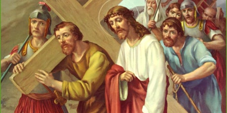 Family Stations of the Cross - Monday, March 15 - 7PM Registration tickets